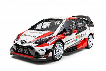 "Latvala: ""Toyota-podium mogelijk vanaf Argentinië"""