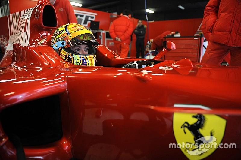 Rossi esteve muito perto de ir para Fórmula 1, diz pai