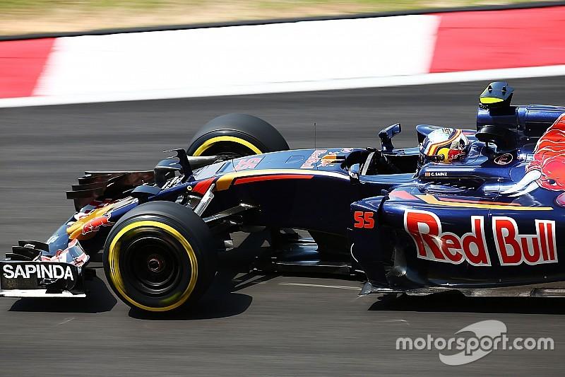 Bilan F1 2016 - Toro Rosso en manque de puissance