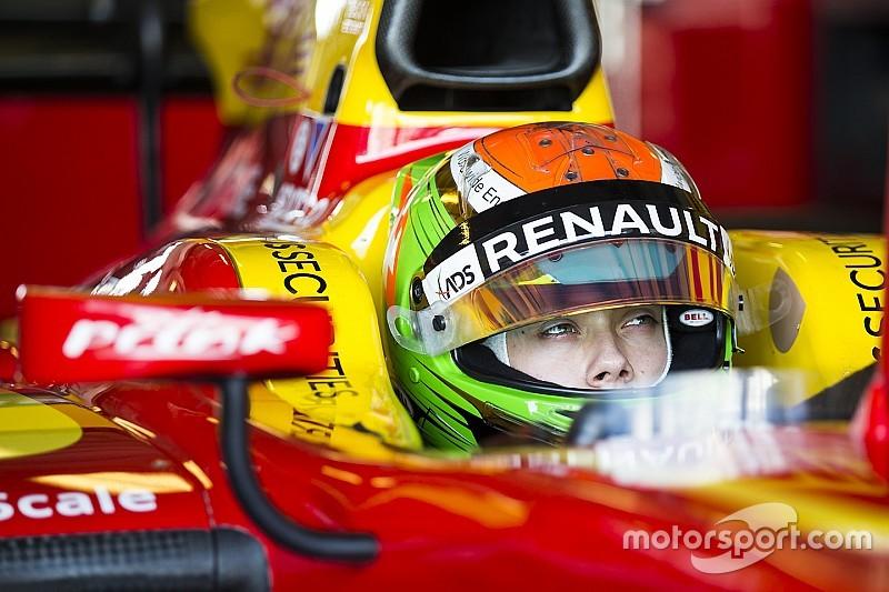 Deletraz estará con el equipo español Racing Engineering en la GP2 2017