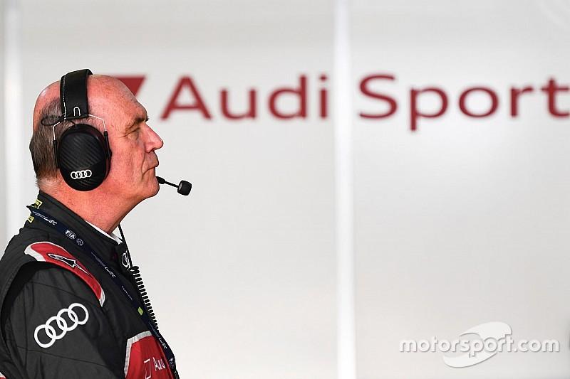 Le docteur Ullrich cède officiellement les commandes d'Audi Motorsport