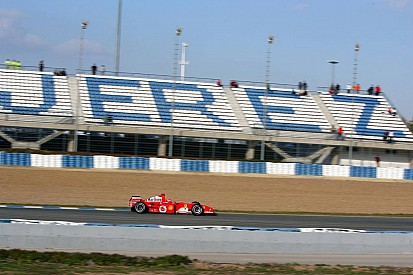 El Twitter de Michael Schumacher se estrena recordando un test en Jerez