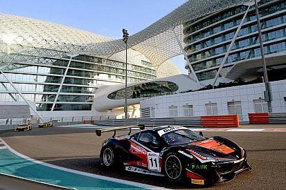 La Ferrari 488 del Kessel Racing centra la pole alla 12 Ore del Golfo