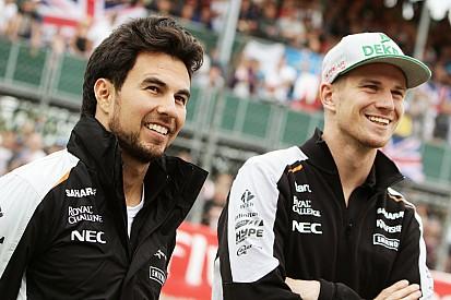 Le duo Pérez/Hülkenberg, clé de la réussite de Force India
