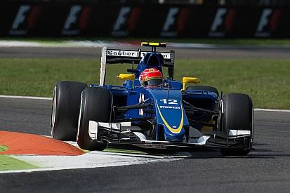 """Sauber-Pilot Felipe Nasr: Die Formel-1-Saison 2016 """"war eine große Herausforderung"""""""
