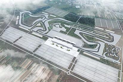 Ucrânia apresenta projeto de circuito e sonha com F1