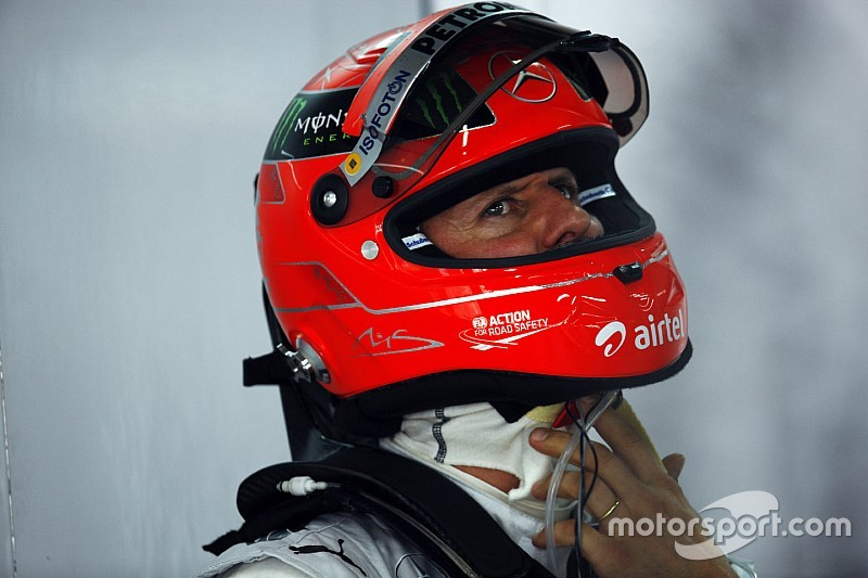 【F1】ミハエル・シューマッハーの家族、非営利団体立ち上げ