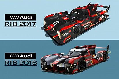 Analyse: Was dit de LMP1-Audi voor 2017?