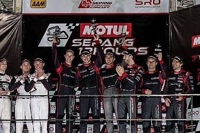 Sepang 12 Jam: Tampil dominan, Audi juara di kondisi hujan lebat
