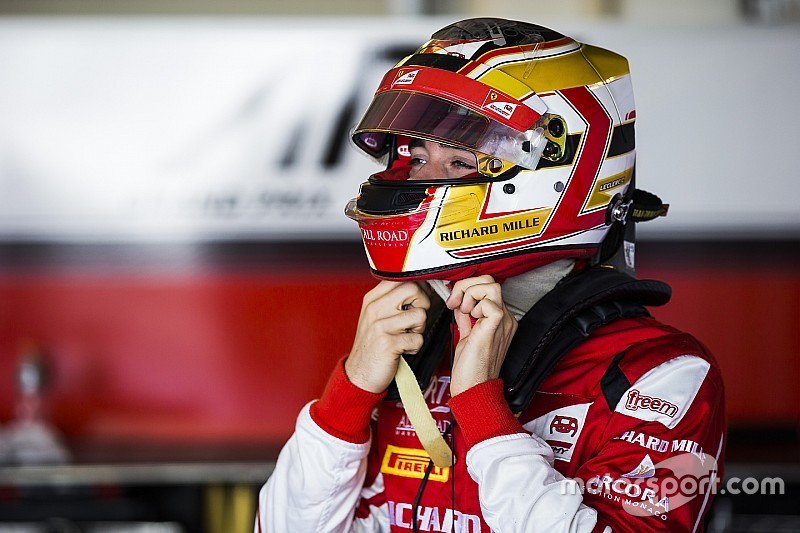 "Charles Leclerc ""ira loin"", selon le patron du GP3"