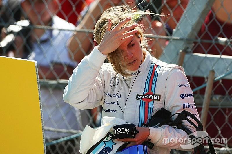 Michèle Mouton - Je ne vois pas une femme au top en F1