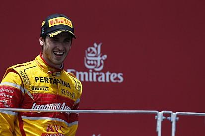 Ferrari rekrut Giovinazzi sebagai pembalap ketiga di F1 2017