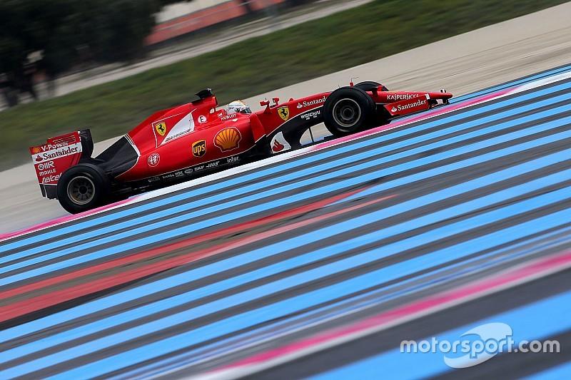 Paul Ricard - Une piste chauffée pour des essais hivernaux F1?