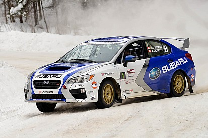 Rallye Perce-Neige de Maniwaki turns international