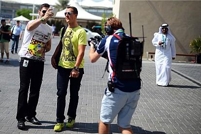 Desconhecido oferece foto atual de Schumacher por R$ 4.2 mi