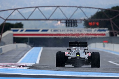 Paul Ricard considera implantar un sistema para calentar el asfalto en los test