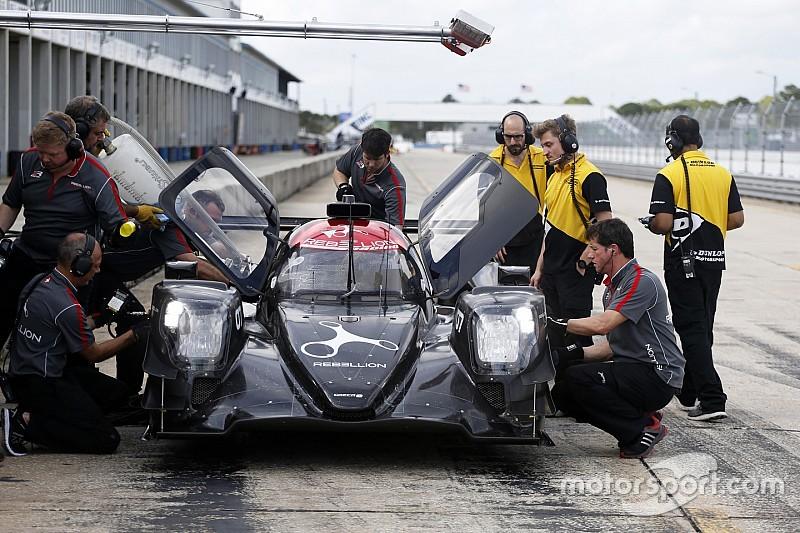 Rebellion reste en WEC, Senna rejoint trois pilotes confirmés