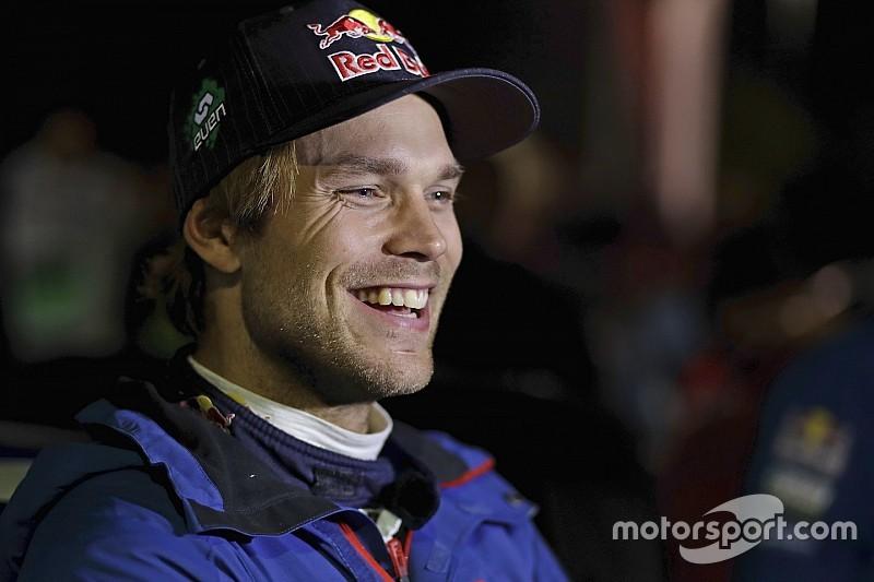 Mikkelsen pilotera une Skoda R5 au Monte-Carlo