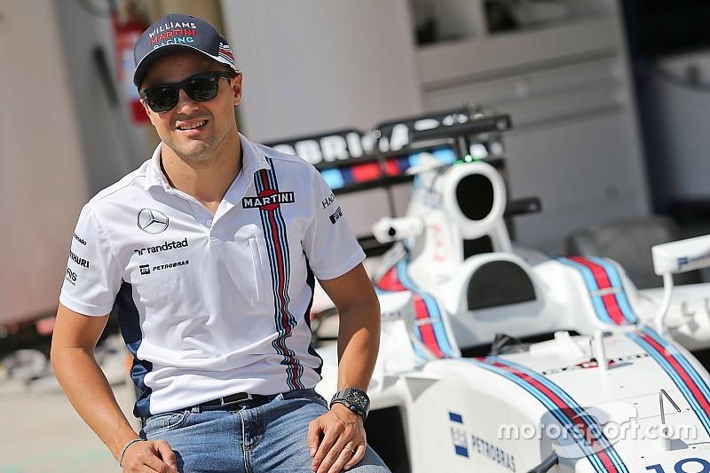 Massa acepta la oferta para quedarse en Williams en 2017