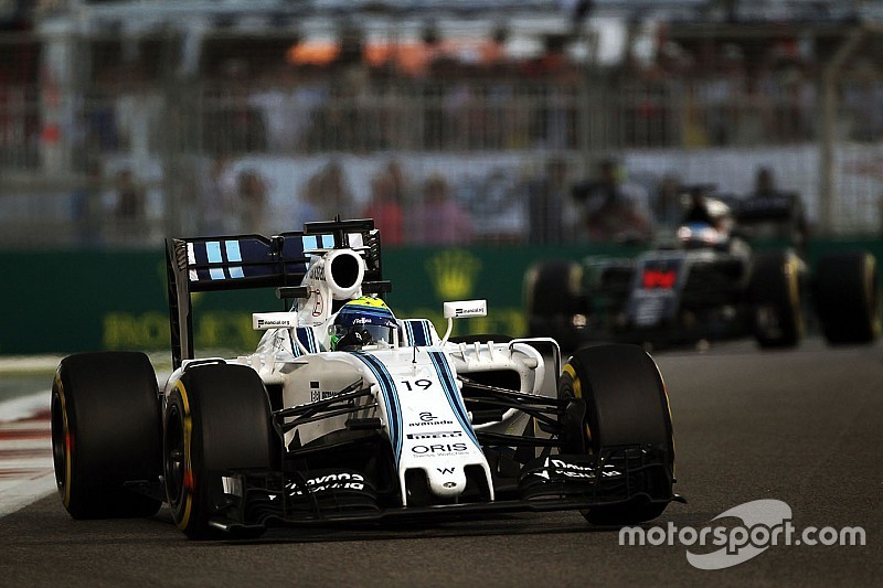 Massa accepte de piloter pour Williams en 2017