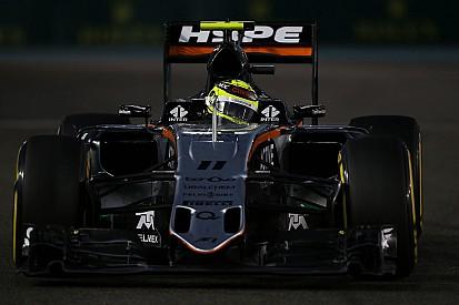 Force India 2017 için Johnnie Walker'la anlaştı