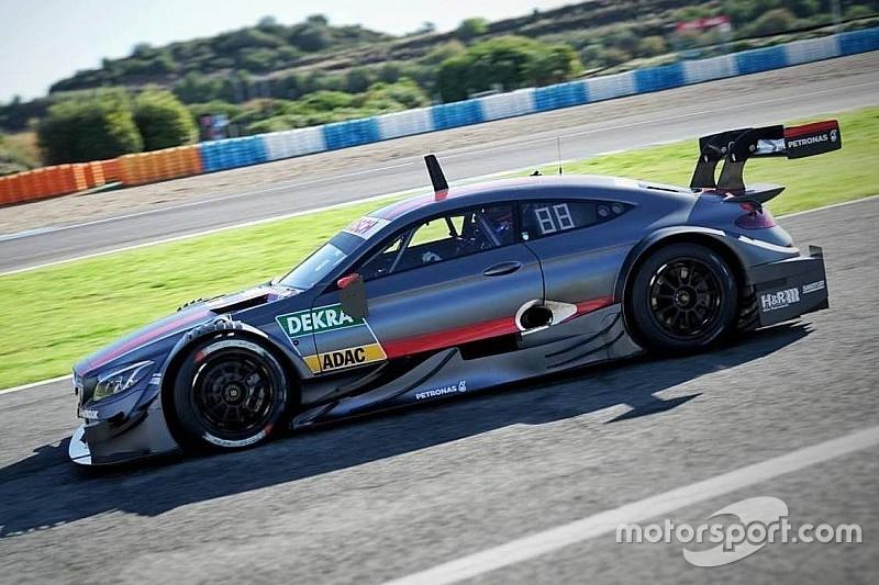 DTM 2017: Mercedes-Fahrervorstellung erst im neuen Jahr