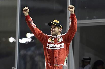 Marchionne - Parler d'avenir avec Vettel est inutile sans victoire