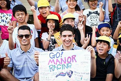 Sejtettük: Wehrlein első éve és a Manor...