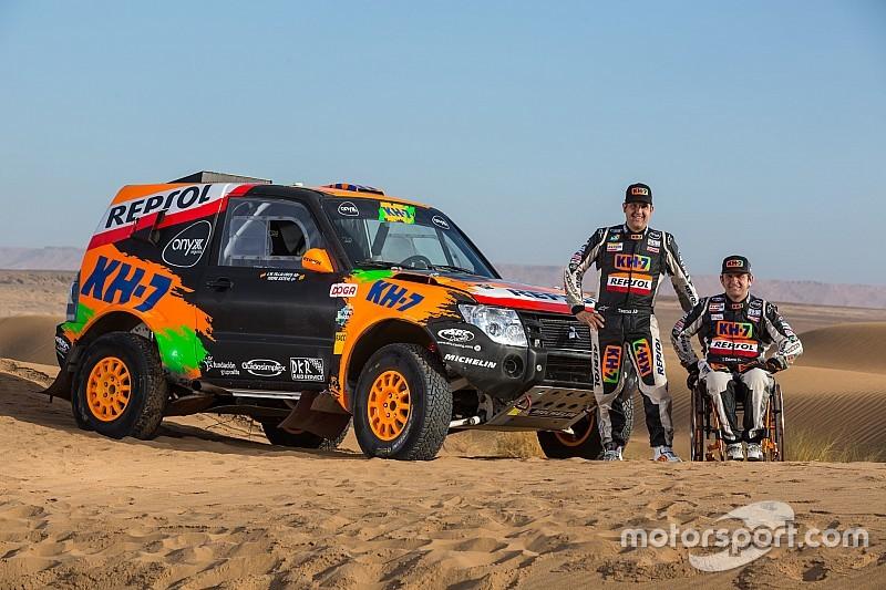 """Isidre Esteve: """"El Dakar tiene que ser así; una aventura, no un sprint"""""""