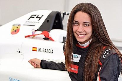 Марта Гарсия. Девушка, которая способна добраться до Ф1