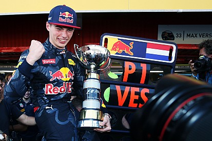 【F1】フェルスタッペン、オランダの最優秀スポーツマンに選出