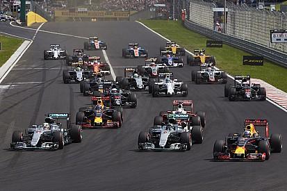 Photos - Le film de la saison 2016 de F1
