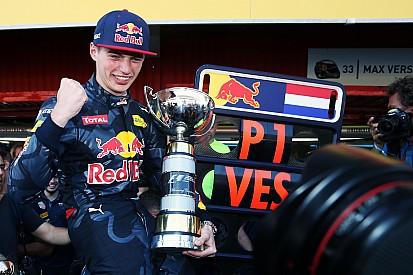 Verstappen élu sportif de l'année aux Pays-Bas
