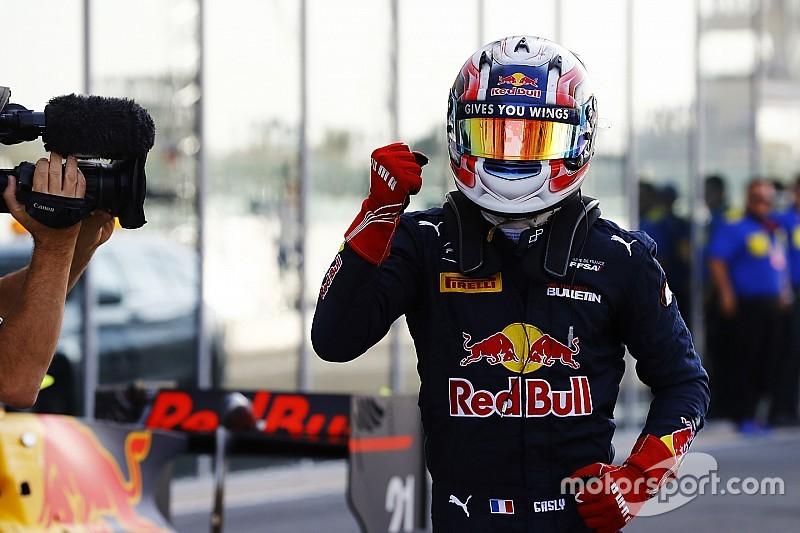 """Prema - """"Gasly mérite un baquet en Formule 1"""""""