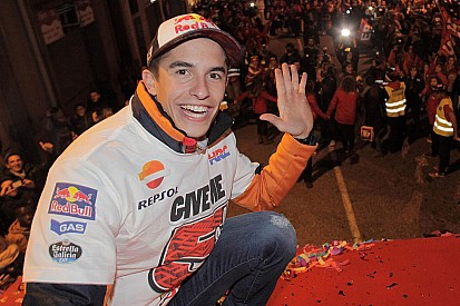 """Marquez a Rufea: """"Ho partecipato al 'chi non salta è Valentino', ma..."""""""