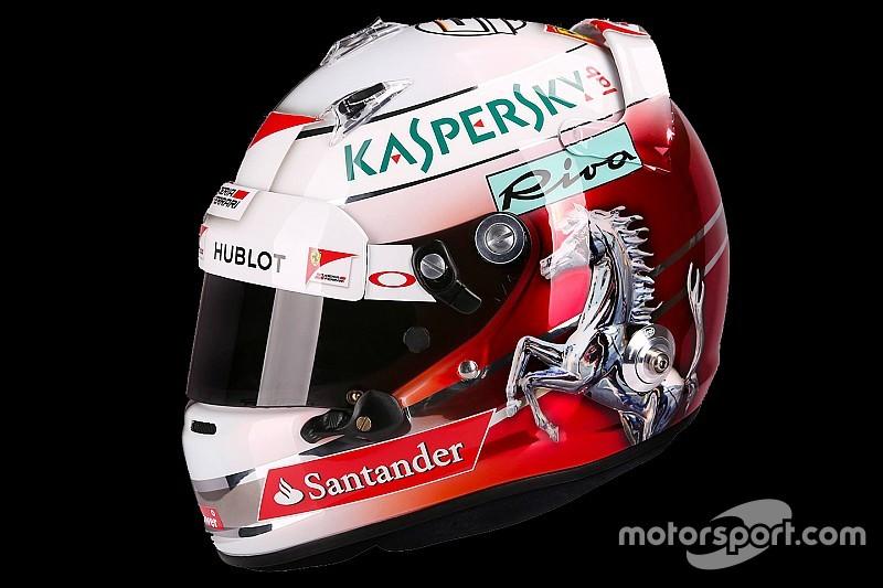 GALERÍA: los cambios de diseño en los cascos utilizados por los pilotos de F1 en 2016