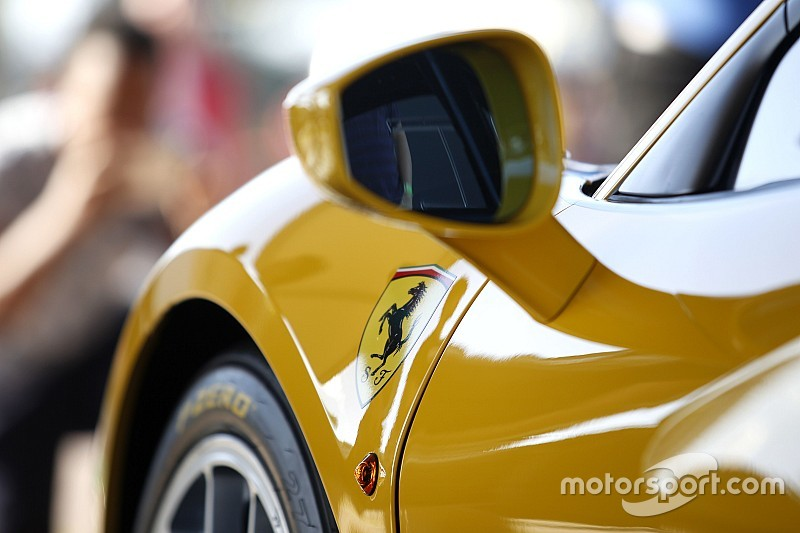 Calendario Monza.Ferrari Challenge Europe In Calendario Monza Imola E Mugello