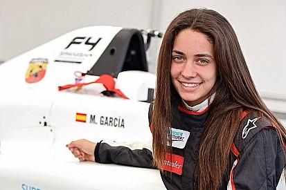 Espanhola surge como esperança feminina na F1