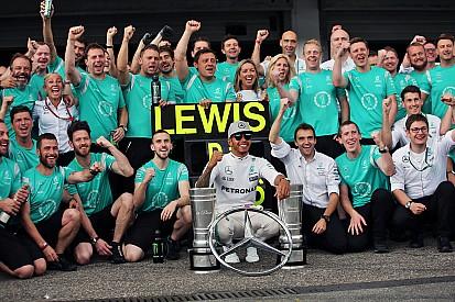 """Mercedes continuera à placer l'intérêt collectif """"au-dessus de tout"""""""