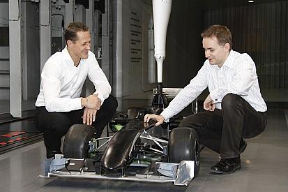 Ma 7 éve, hogy Schumacher bejelentette a visszatérését a Mercedesnél