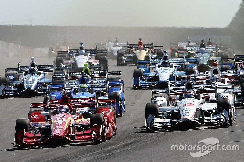 Rétro 2016 - L'IndyCar revient sur des tracés historiques