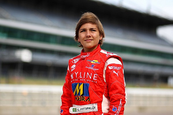 Other open wheel Noticias de última hora Enzo Fittipaldi se une a la Ferrari Driver Academy