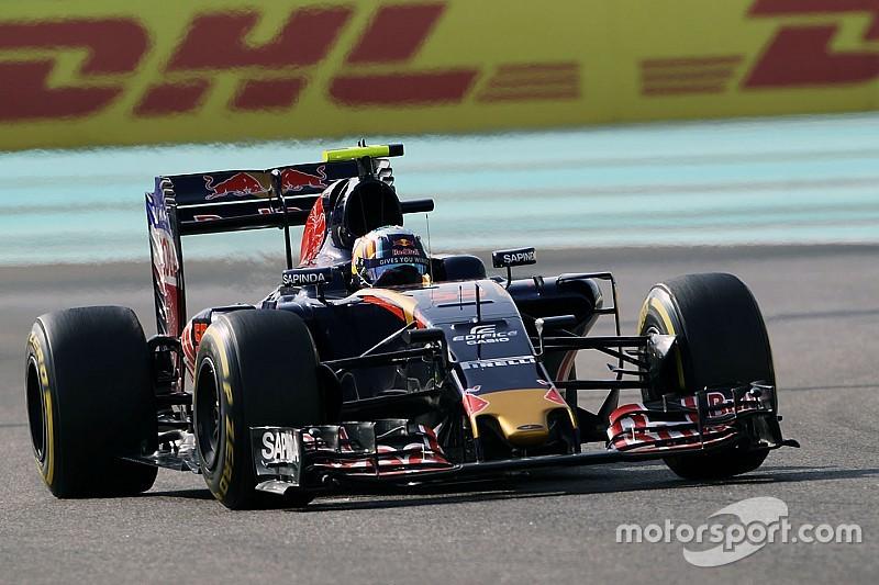 Sainz: Com motor Renault, Toro Rosso pode sonhar com top-5