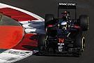 McLaren, herido por la
