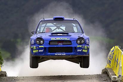 2001 - Richard Burns, une victoire pour un titre mondial