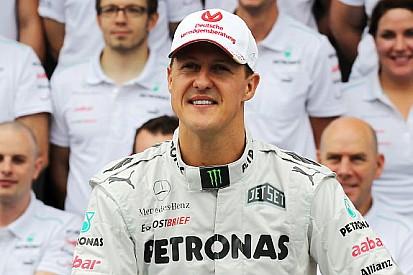 Schumacher: 7 anni fa l'annuncio del ritorno in F.1 con la Mercedes