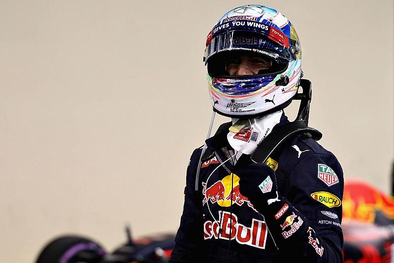 "Ricciardo: ""Vertrouwen in lang contract bij Red Bull"""