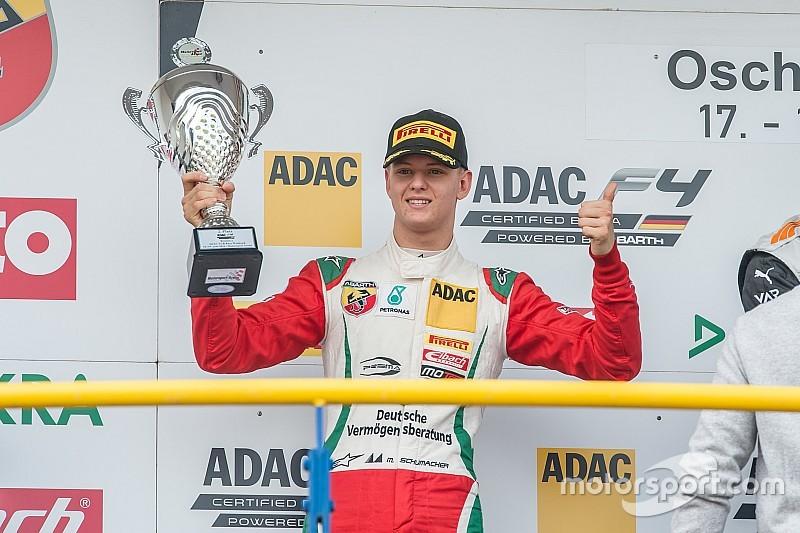 Schumacher 2017'de Prema ile Avrupa F3'te yarışacak