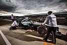 Mercedes збирається провести тести Ф1 для Россі та Ож'є?