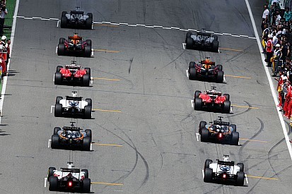La Súper Parrilla de la F1 en 2016